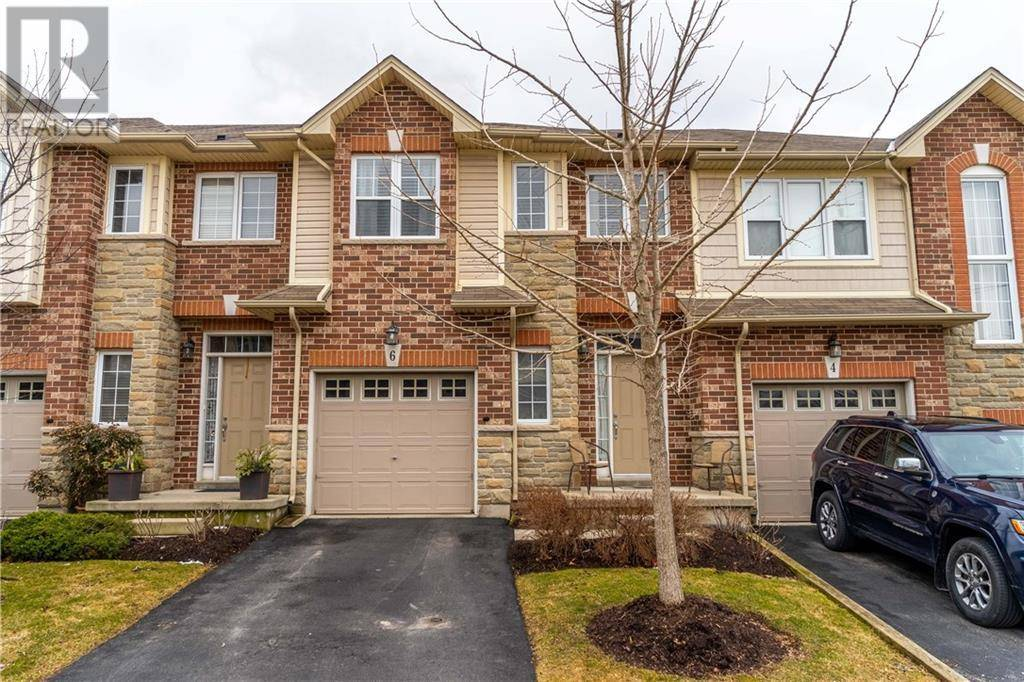Townhouse for sale at 6 Liddycoat Ln Ancaster Ontario - MLS: 30799697