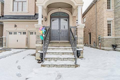House for sale at 6 Loomis Rd Brampton Ontario - MLS: W4638522