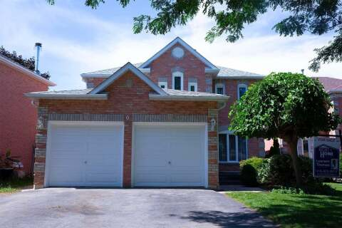 House for sale at 6 Macdermott Dr Ajax Ontario - MLS: E4856818