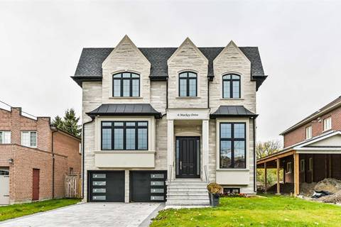House for sale at 6 Mackay Dr Richmond Hill Ontario - MLS: N4611118