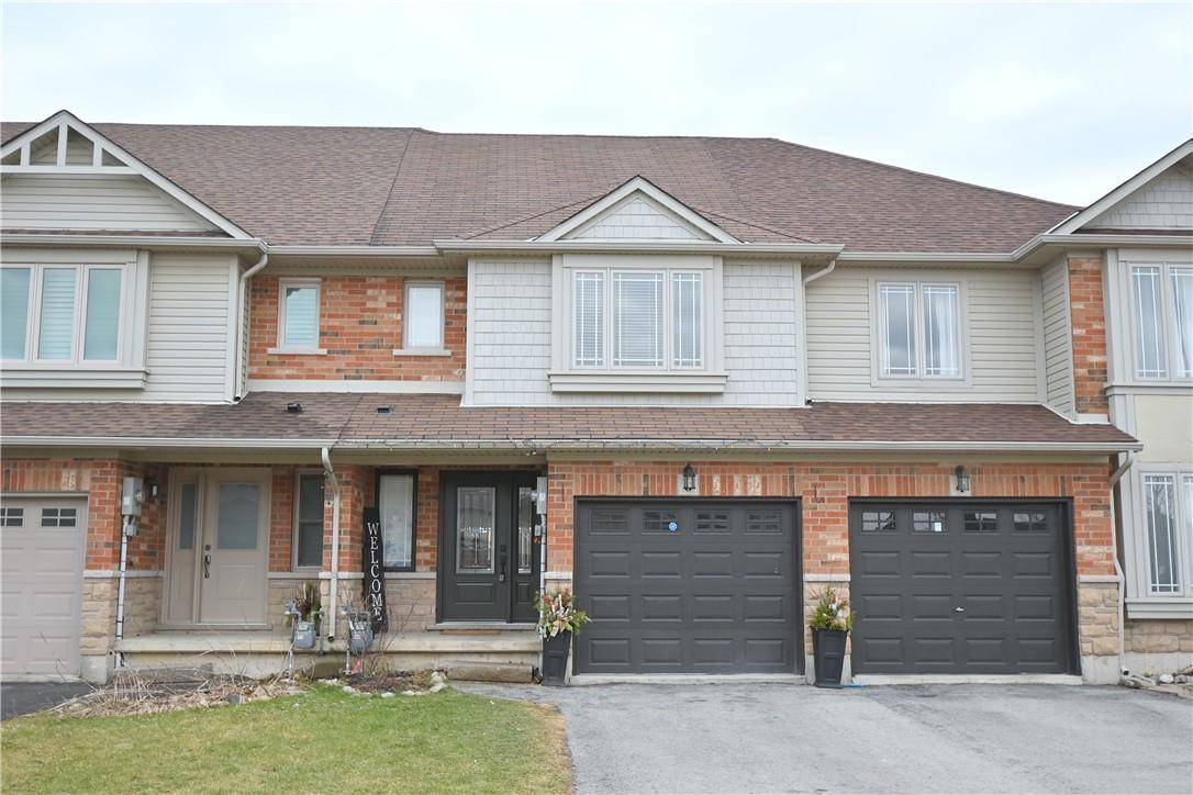 Townhouse for sale at 6 Magnificent Wy Binbrook Ontario - MLS: H4069743