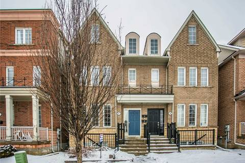 Townhouse for sale at 6 Mansur Terr Toronto Ontario - MLS: W4685361