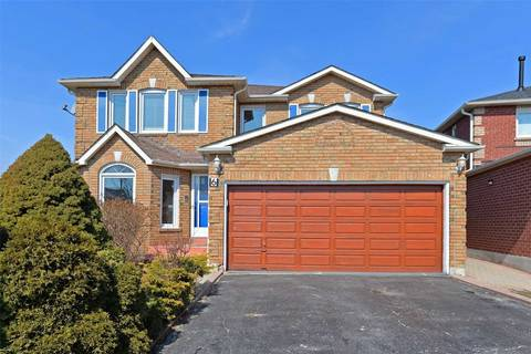 House for sale at 6 Marks Ct Ajax Ontario - MLS: E4389124