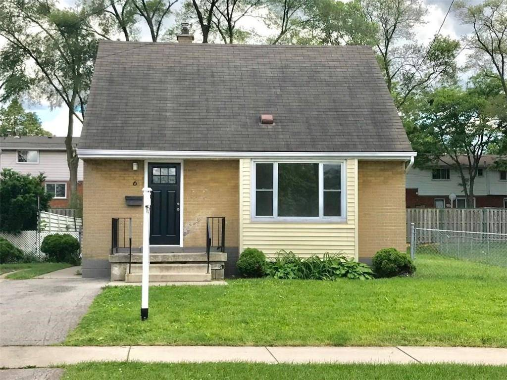 House for sale at 6 Martha St Hamilton Ontario - MLS: H4057020