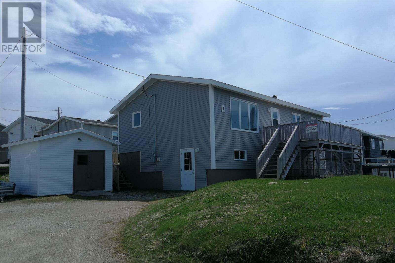 House for sale at 6 Matthews Rd Port Aux Basques Newfoundland - MLS: 1214220