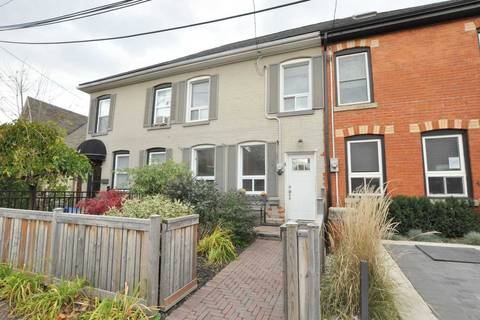 Townhouse for sale at 6 Melbourne St Hamilton Ontario - MLS: X4629568