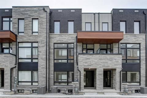 Townhouse for rent at 6 Mogul Rd Vaughan Ontario - MLS: N4505505