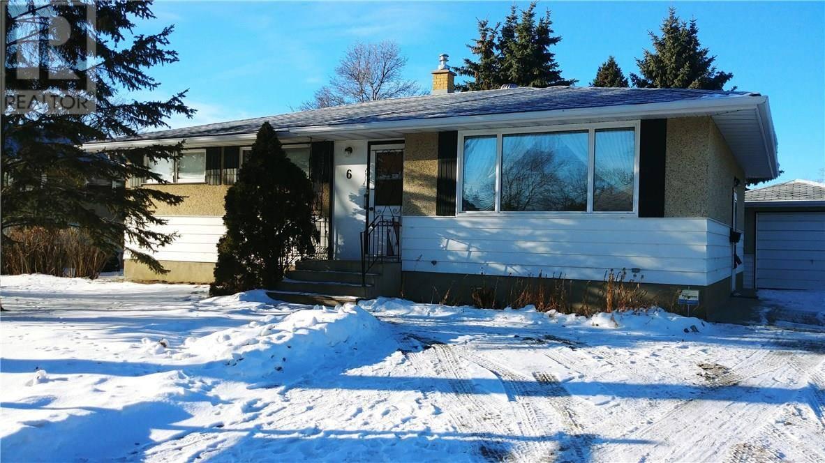 House for sale at 6 Mollard Cres Regina Saskatchewan - MLS: SK755189