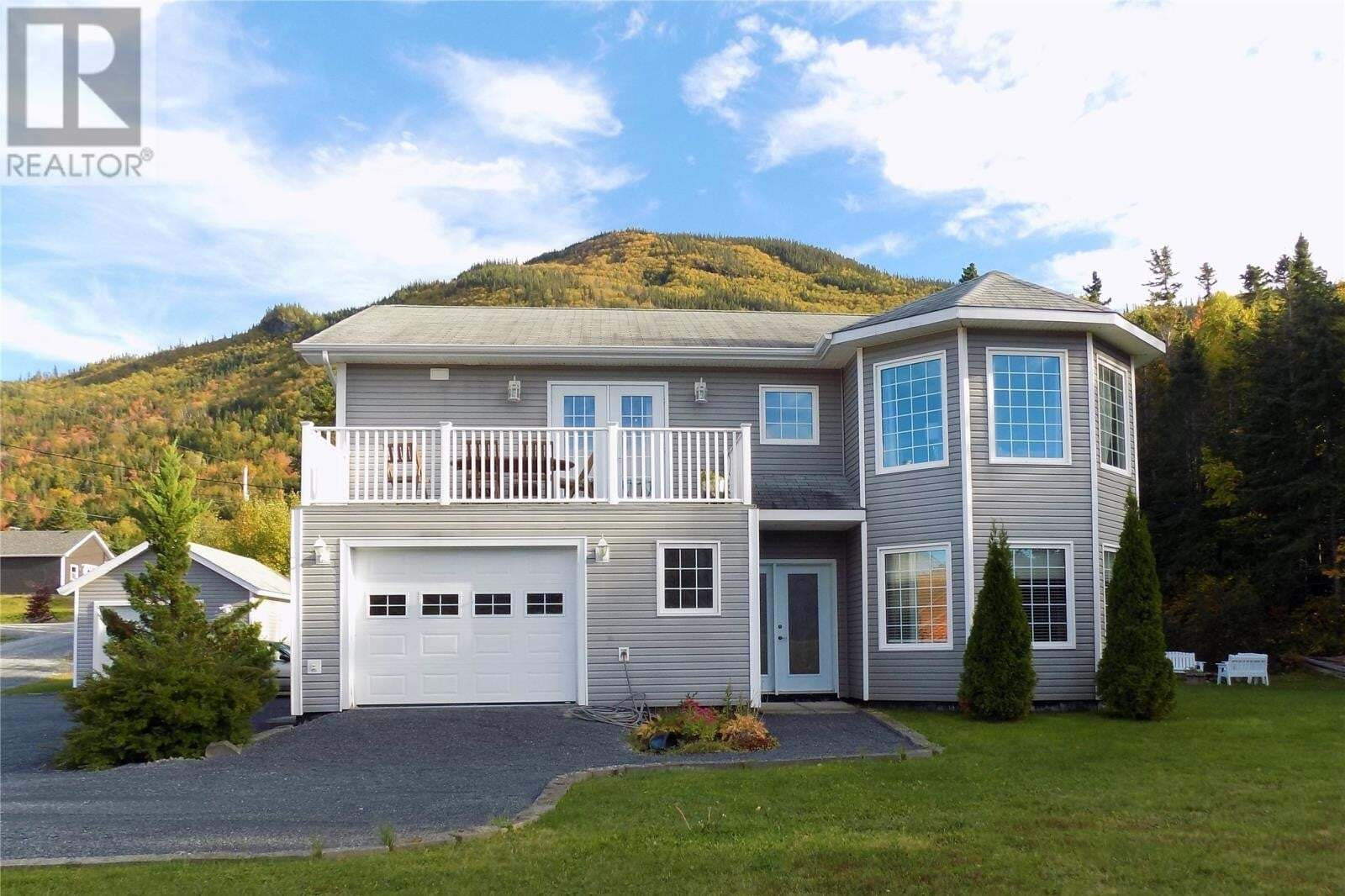 House for sale at 6 Mountainview Dr Little Rapids Newfoundland - MLS: 1213742
