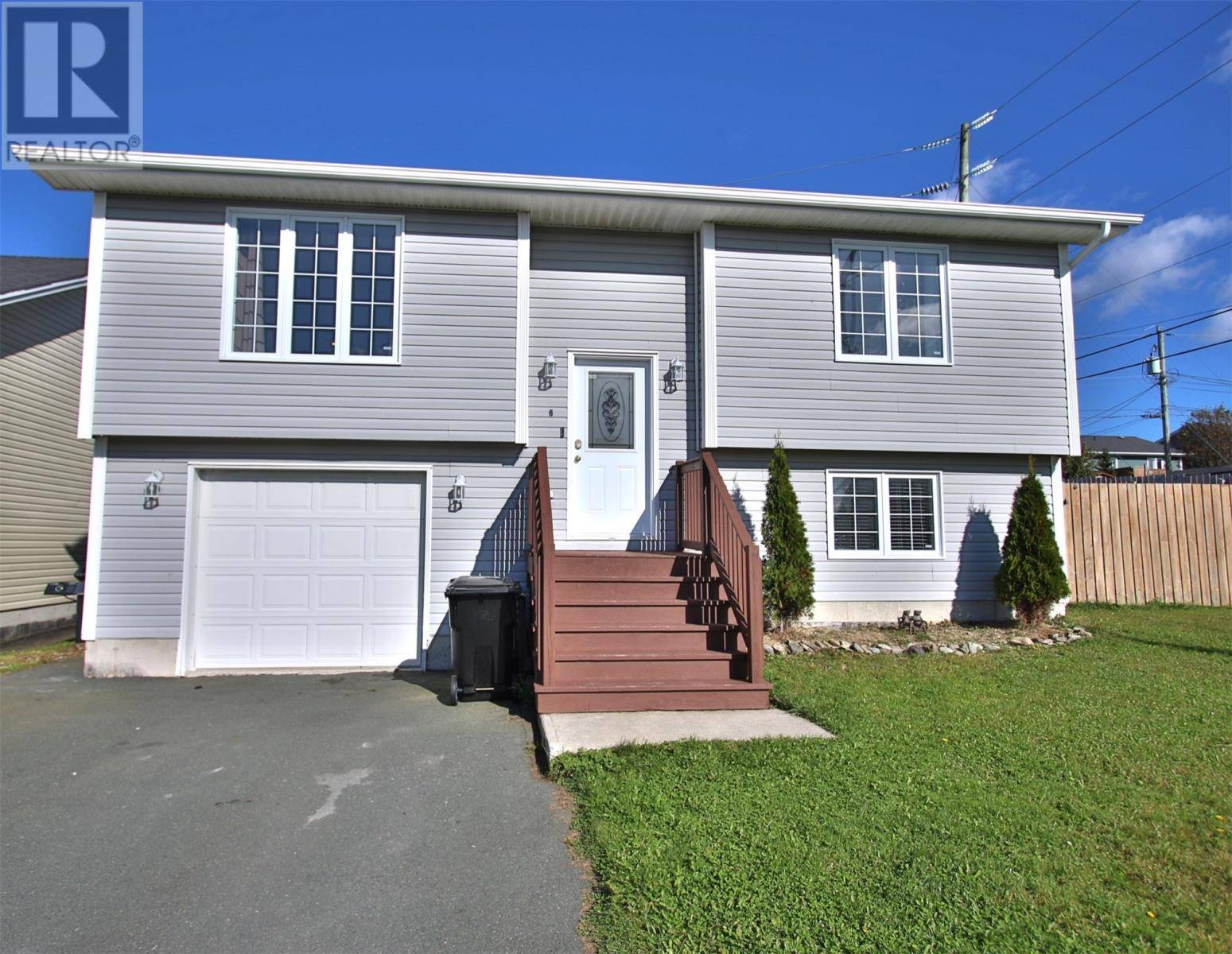 House for sale at 6 Myrick Pl St John's Newfoundland - MLS: 1205087