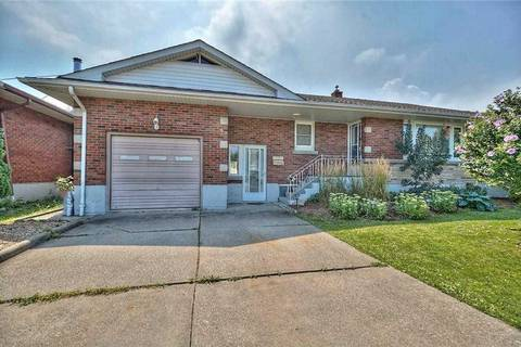House for sale at 6 Myrtle Ave St. Catharines Ontario - MLS: X4547393