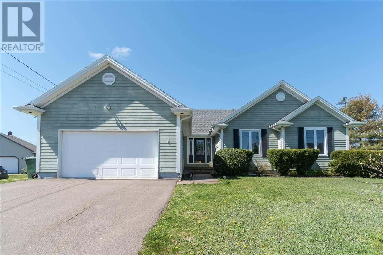 House for sale at 6 Nellie Dr West Royalty Prince Edward Island - MLS: 202008633