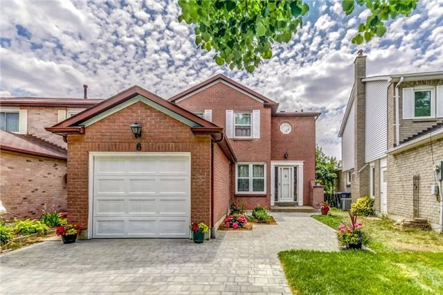 For Sale: 6 Nemo Crescent, Brampton, ON | 3 Bed, 4 Bath House for $719,900. See 20 photos!