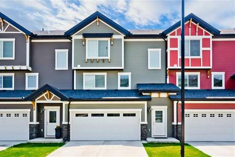 Townhouse for sale at 6 Nolan Hill Ht Northwest Calgary Alberta - MLS: C4261444