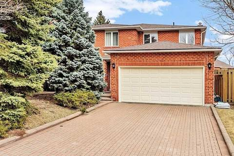 House for sale at 6 Northumberland Terr Markham Ontario - MLS: N4489484