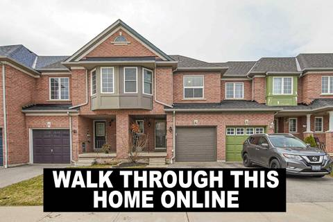 Townhouse for sale at 6 Oglevie Dr Whitby Ontario - MLS: E4738155