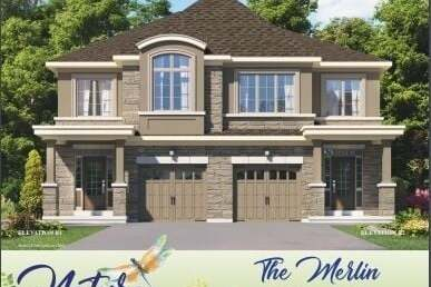 Townhouse for sale at 6 Ouellette Dr Whitby Ontario - MLS: E4917295