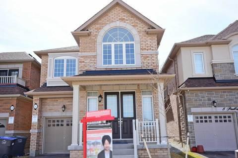 House for sale at 6 Padbury Tr Brampton Ontario - MLS: W4420874