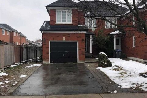 Townhouse for rent at 6 Palmolive St Brampton Ontario - MLS: W5000049