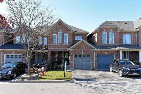Townhouse for sale at 6 Panama Pl Brampton Ontario - MLS: W4958911