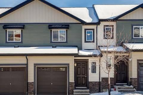 Townhouse for sale at 6 Pantego Ln Northwest Calgary Alberta - MLS: C4286058