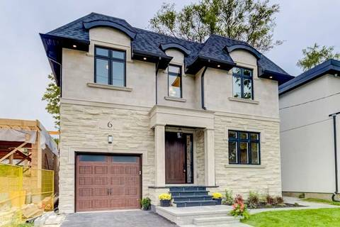 House for sale at 6 Parkland Rd Toronto Ontario - MLS: E4574387