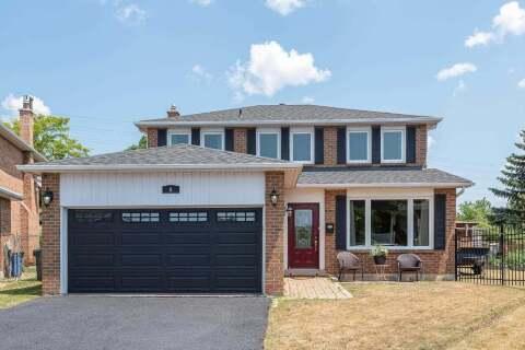 House for sale at 6 Parthenon Sq Brampton Ontario - MLS: W4820969