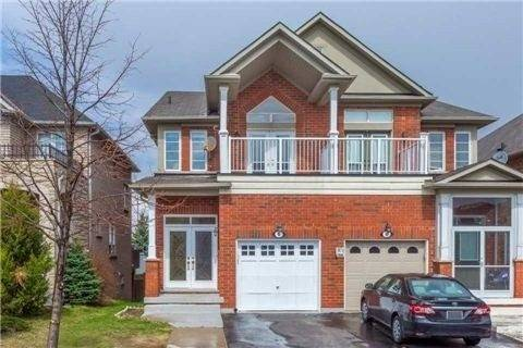 Townhouse for rent at 6 Pennyroyal Cres Brampton Ontario - MLS: W4694001