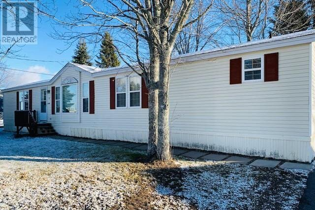 Residential property for sale at 6 Pheasant St Moncton New Brunswick - MLS: M132427