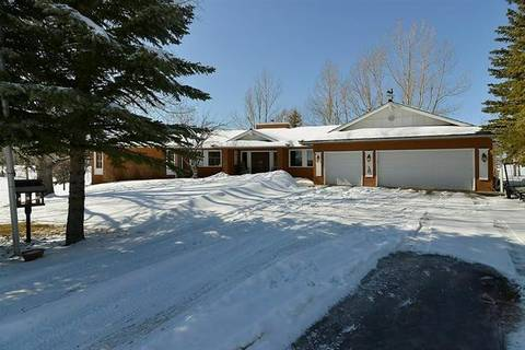 House for sale at 6 Pinetree Dr Southwest Rural Rocky View County Alberta - MLS: C4254303