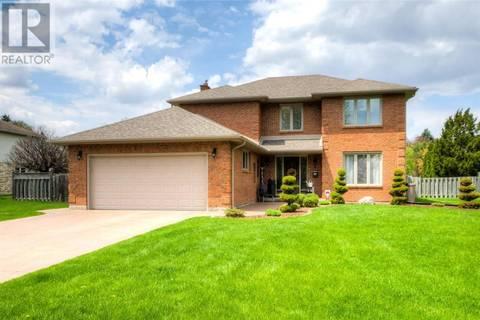 House for sale at 6 Pioneer Dr Komoka Ontario - MLS: 194973