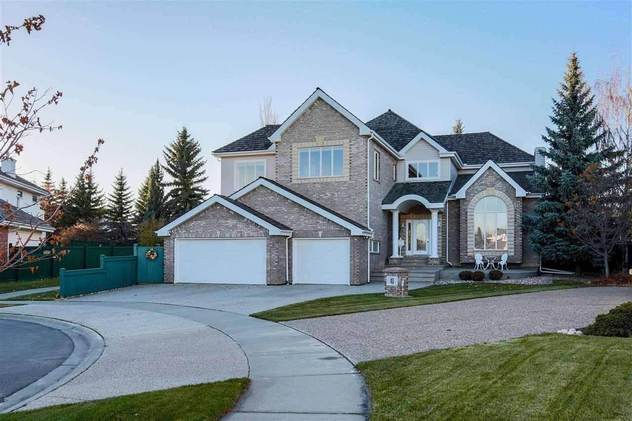 House for sale at 6 Placer Cs St. Albert Alberta - MLS: E4189907