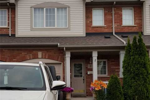 Townhouse for sale at 6 Plantation Ct Whitby Ontario - MLS: E4701028