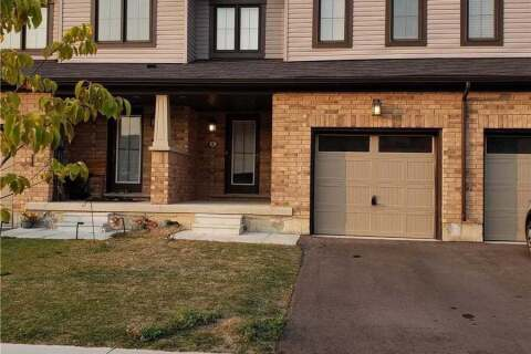 Townhouse for rent at 6 Prestwick St Hamilton Ontario - MLS: X4917467