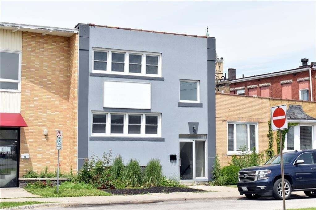 Commercial property for sale at 6 Princess Ave St. Thomas Ontario - MLS: 225092