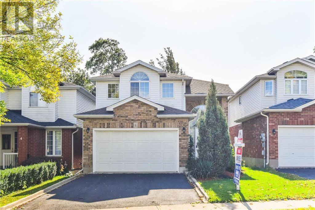 House for sale at 6 Raspberry Ln Guelph Ontario - MLS: 30770103