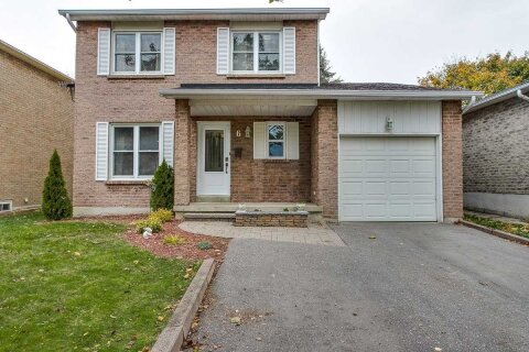 House for sale at 6 Regency Cres Whitby Ontario - MLS: E4969932
