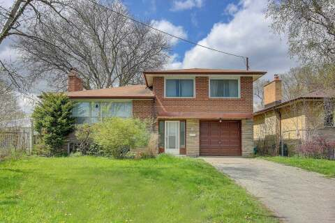 House for sale at 6 Revcoe Dr Toronto Ontario - MLS: C4803974