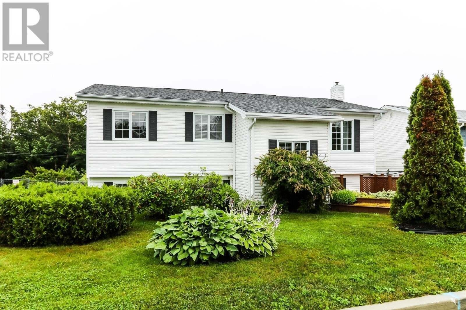 House for sale at 6 Rigolet Cres St. John's Newfoundland - MLS: 1218126