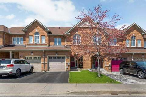 Townhouse for sale at 6 Rockgarden Tr Brampton Ontario - MLS: W4773997