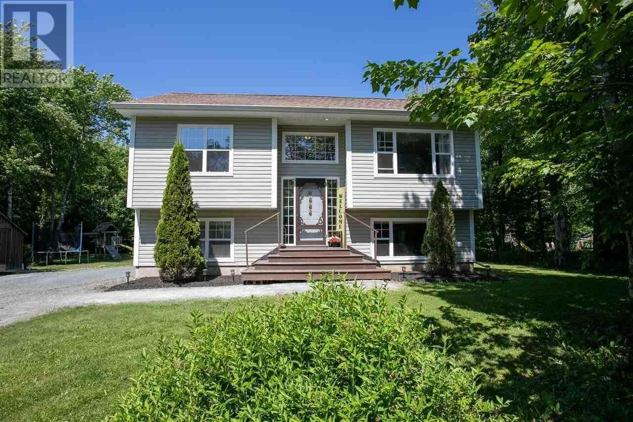 House for sale at 6 Rockwell Dr Mount Uniacke Nova Scotia - MLS: 202011293