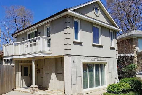 House for sale at 6 Rollins Pl Toronto Ontario - MLS: W4506773