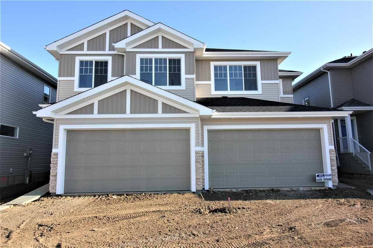 Townhouse for sale at 6 Rolston Ct Leduc Alberta - MLS: E4182464