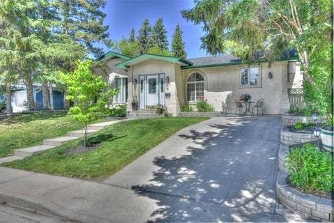 House for sale at 6 Roseview Dr Northwest Calgary Alberta - MLS: C4244212