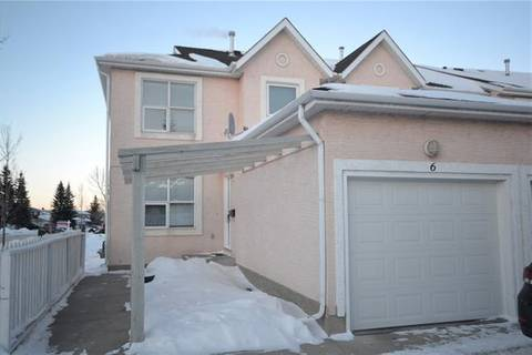 Townhouse for sale at 6 Sandpiper Ct Northwest Calgary Alberta - MLS: C4233117