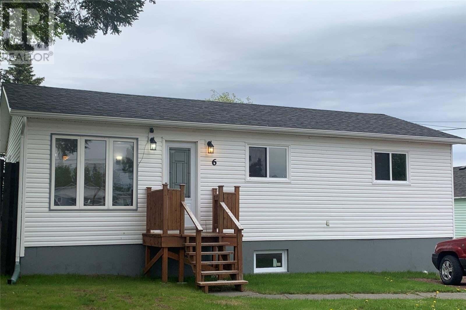 House for sale at 6 Sapling St Grand Falls - Windsor Newfoundland - MLS: 1212320