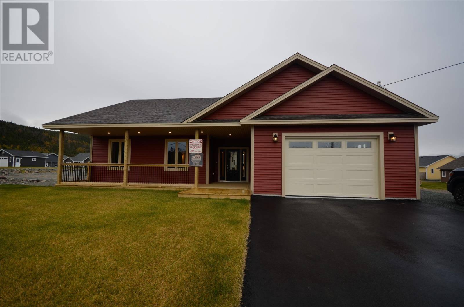 House for sale at 6 Saul Dr Holyrood Newfoundland - MLS: 1187237
