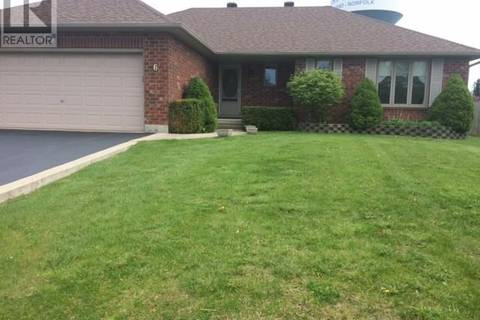 House for sale at 6 Sea Breeze Dr Port Dover Ontario - MLS: 181173