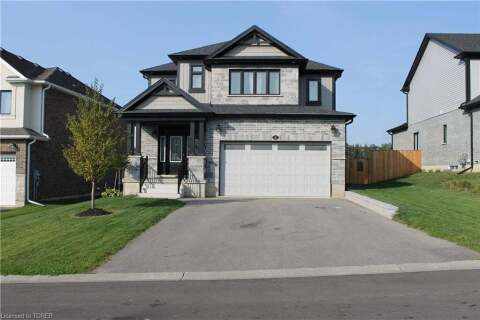 House for sale at 6 Sedge St Simcoe Ontario - MLS: 40026714