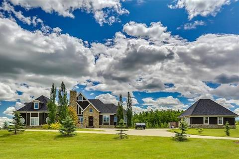 House for sale at 6 Shannon Hill(s) Rural Foothills County Alberta - MLS: C4256903